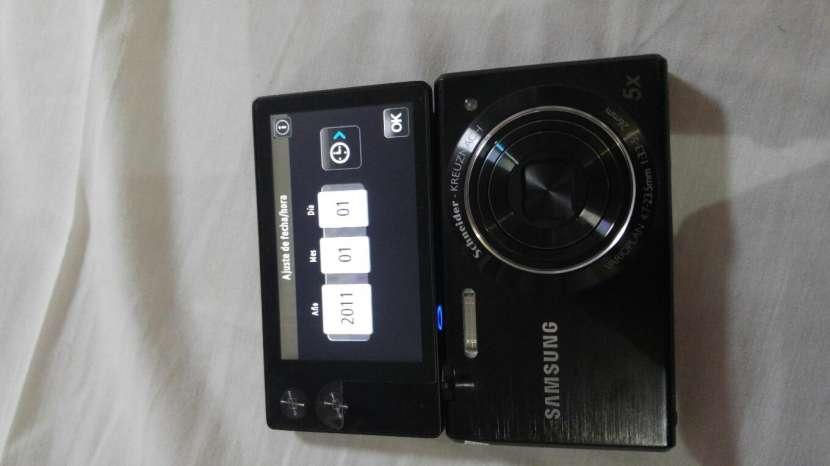 Cámara Fotográfica Digital Touch Samsung MV800 - 5