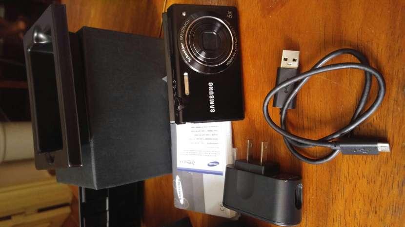 Cámara Fotográfica Digital Touch Samsung MV800 - 9