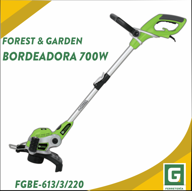 Bordeadora 700W Forest&Garden - 0