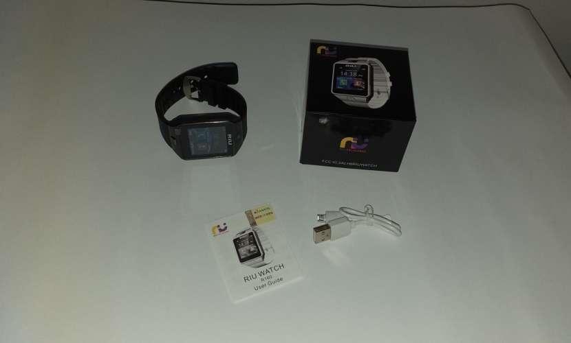 Reloj teléfono con tarjeta SIM - 0