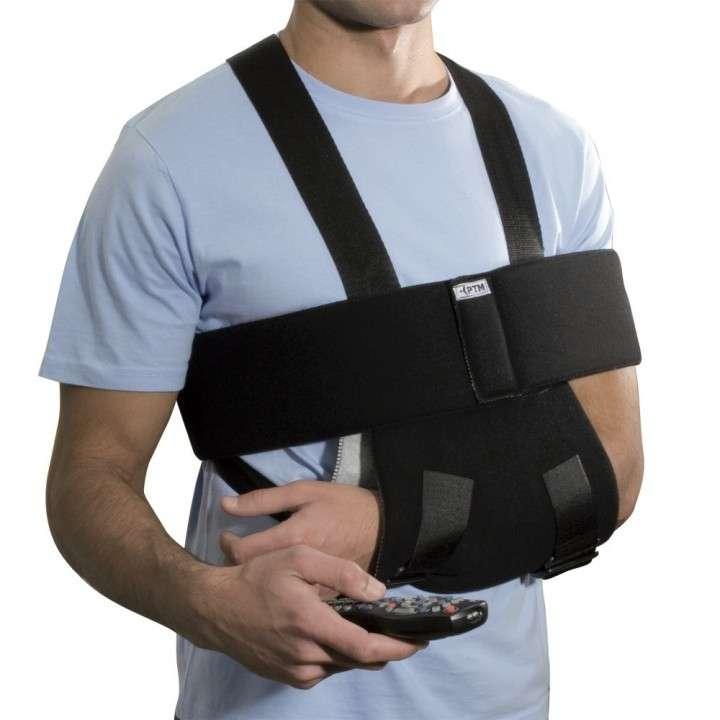 Cabestrillo faja inmovilizador de hombro PTM - 0