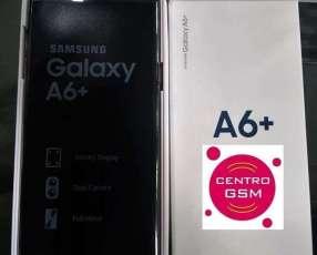 Samsung Galaxy A6+ Plus nuevos en caja