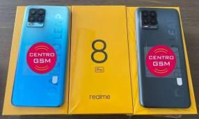 Realme 8 PRO 8 gb RAM y 128 gb nuevos