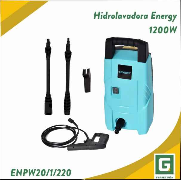 Hidrolavadora Energy