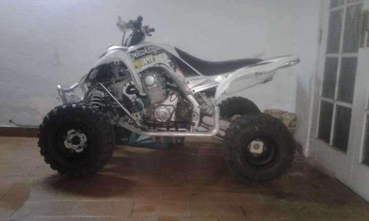 Cuasi Yamaha Raptor 700R 2008 - 0