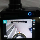 Cámara Fotográfica Digital Touch Samsung MV800