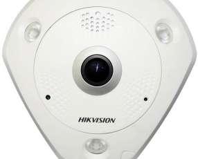 Cámara de seguridad Hikvision turbo 3 mp wdr fish-eye