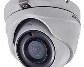 Cámara de seguridad Hikvision turbo 5 mp domo