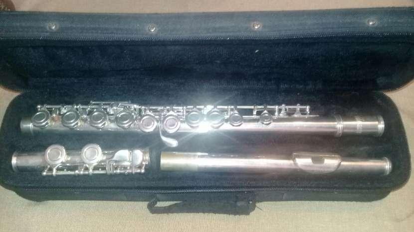 Flauta traversa Baldassare - 1