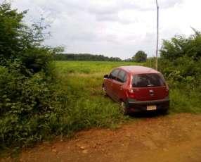 34 hectáreas en Itacuá distrito de Encarnación