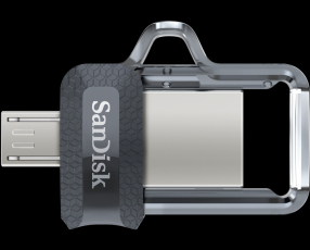 Pendrive Sandisk Ultra Dual 64 gb