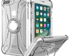 Funda Iluv iphone 8 plus/7 plus crystal ring