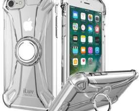 Funda Iluv iphone 8/7 crystal ring