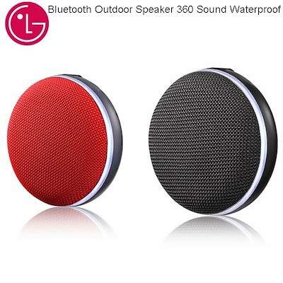 LG PH2 Cooky bluetooth altavoz inalámbrico - 0