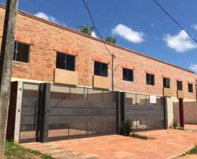 7 dúplex a estrenar barrio Santa María