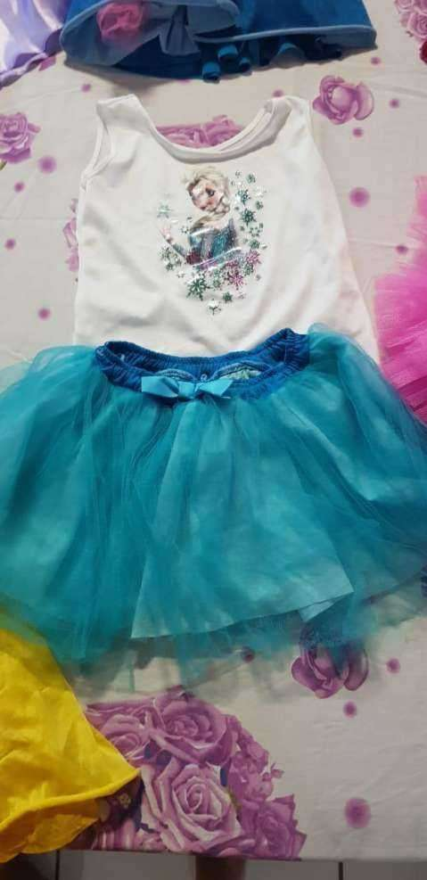 Disfraces y vestidos para niñas - 0