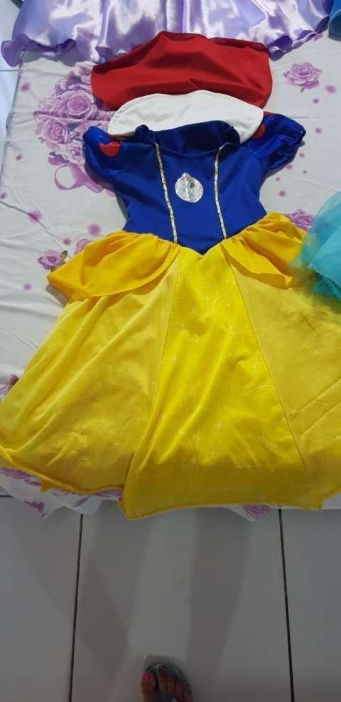 Disfraces y vestidos para niñas - 1