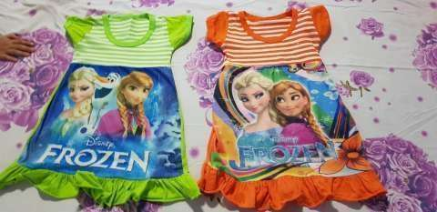 10 vestidos de niñas - 0