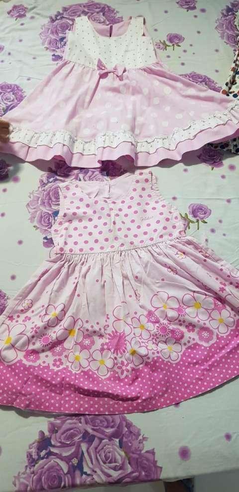 10 vestidos de niñas - 4