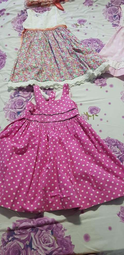 10 vestidos de niñas - 5