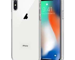 Funda spigen liquid crystal iphone x
