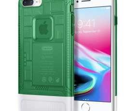 Funda spigen classic c1 iphone 8 plus/7 plus