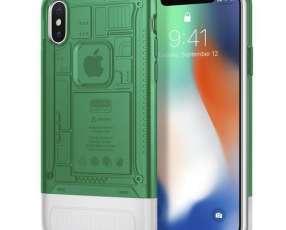 Funda spigen classic c1 iphone x