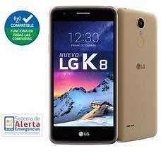 LG K8 - 2