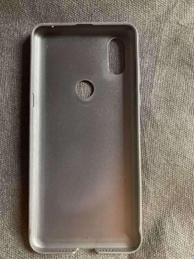 Xiaomi Mi Mix 3 case antishock y protector de pantalla - 1