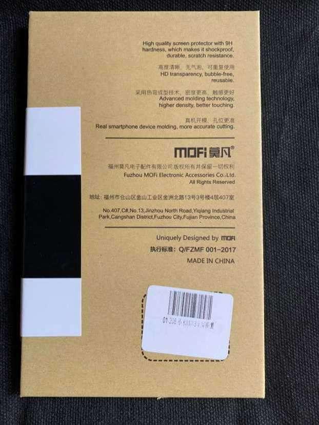 Xiaomi Mi Mix 3 case antishock y protector de pantalla - 3