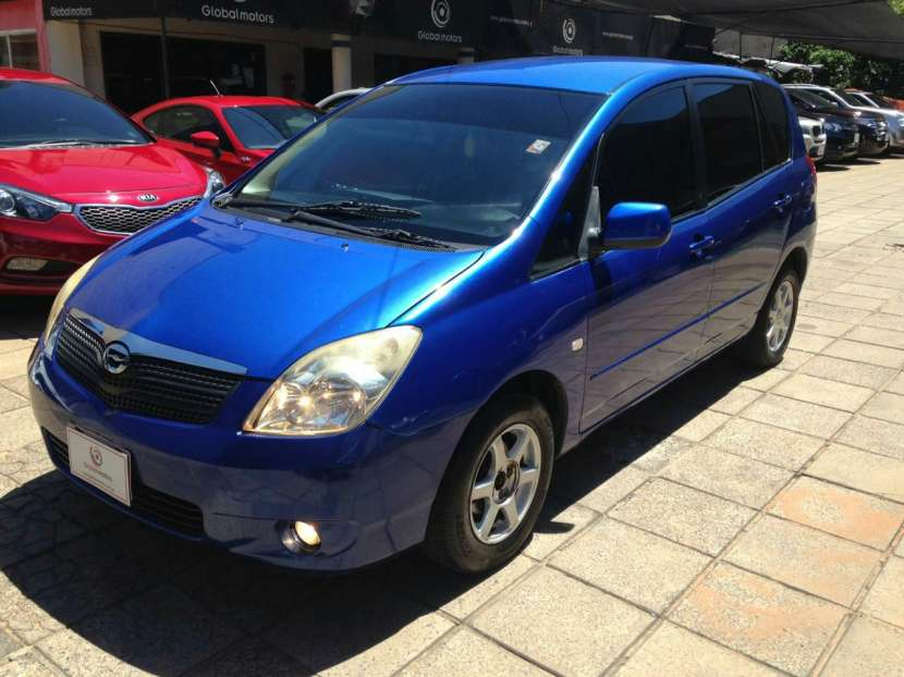 Toyota New Spacio 2003 motor 1.5 vvti naftero automático