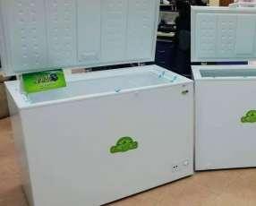 Congelador Jam 320 litros 1 tapa luz led