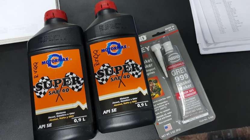Filtro lubricante filtro de aire filtro de aceite filtro de combustible - 4