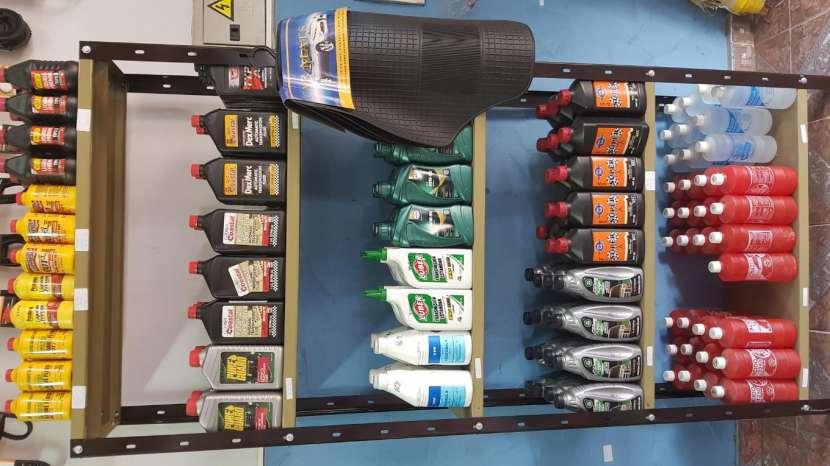 Filtro lubricante filtro de aire filtro de aceite filtro de combustible - 7