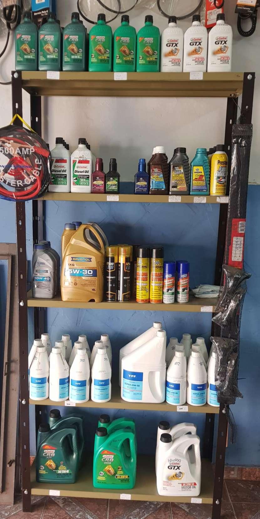 Filtro lubricante filtro de aire filtro de aceite filtro de combustible - 8