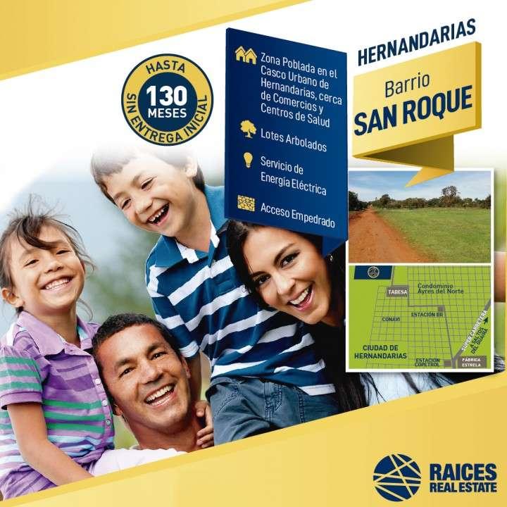 Terreno en Hernandarias - 0