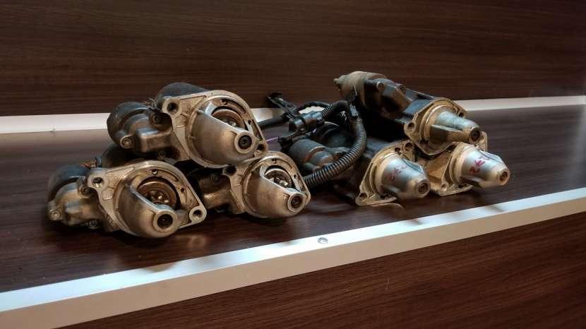 Motores de arranque para Mercedes motor M271 y M272