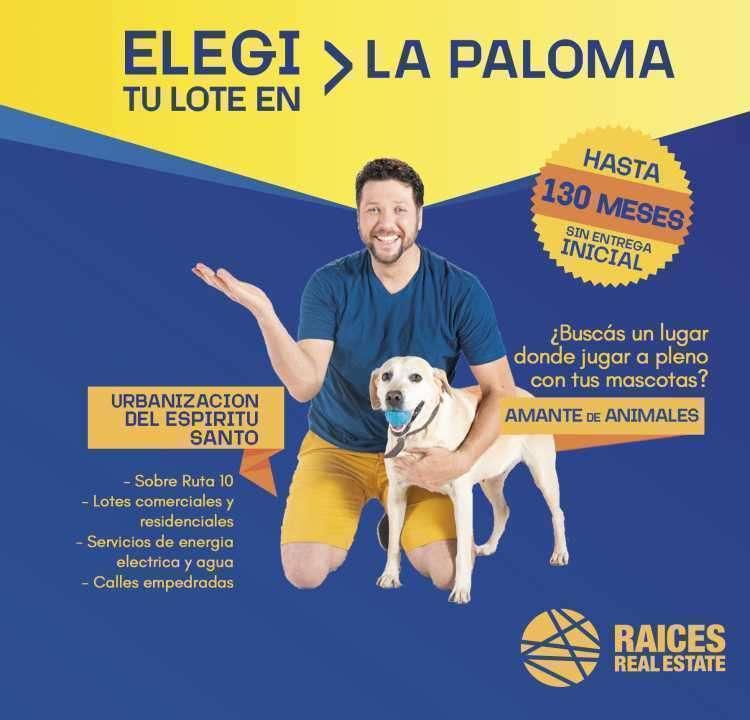 Terreno en La Paloma - 0