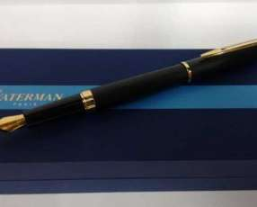Pluma waterman hemispphere black mate gt