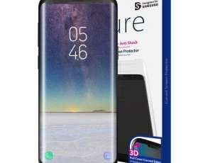 Lámina araree galaxy s9 plus pure curved screen
