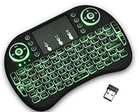 Mini teclado inalambrico para smart tv / tv box