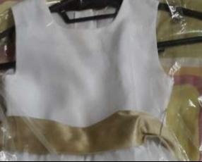 Vestido de cortejo para niña de 3 a 4 años
