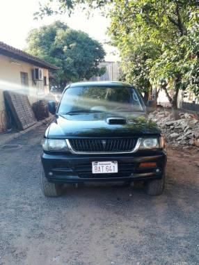 Mitsubishi Nativa 1997 diésel automático