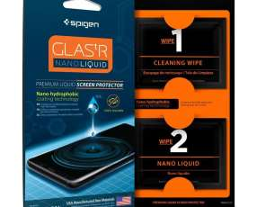 Protector de pantalla spigen nano liquid