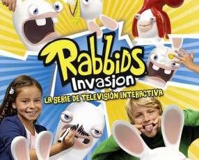 Rabbids invasion - the interactive tv show para PS4