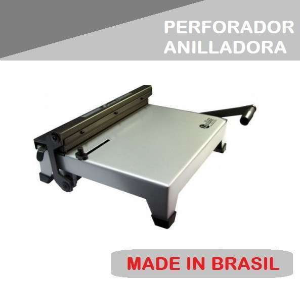Perforadora Espiramatic Lassane - 0