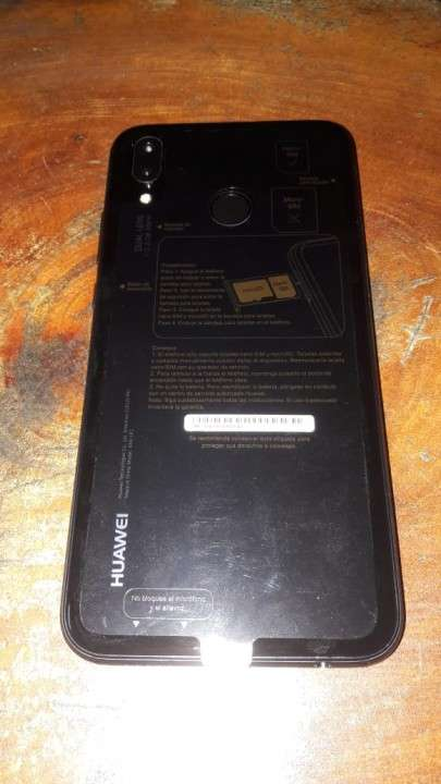 Huawei P20 Lite - 0