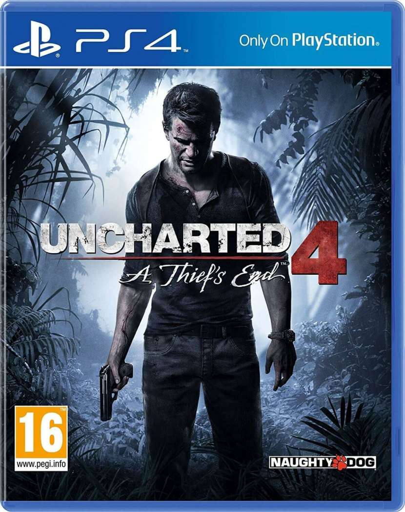UNCHARTED 4 - THIEFS END