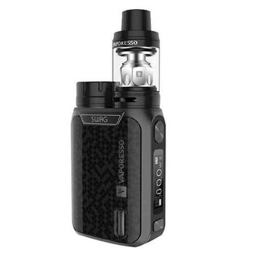 Vapeador Vaporesso kit swag 3.5 ml black