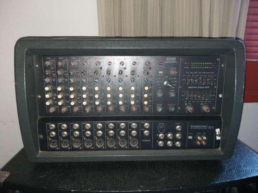 Consola amplificada